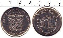 Изображение Монеты Панама 1/2 бальбоа 2016 Медно-никель UNC