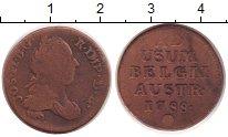 Изображение Монеты Нидерланды 1 лиард 1788 Медь VF Австрийские Нидерлан