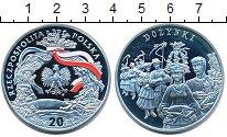 Изображение Монеты Польша 20 злотых 2004 Серебро Proof Праздник урожая