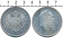 Изображение Монеты Бавария 5 марок 1911 Серебро XF+