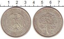 Изображение Монеты Веймарская республика 5 марок 1927 Серебро XF А