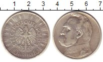 Изображение Монеты Польша 10 злотых 1935 Серебро XF