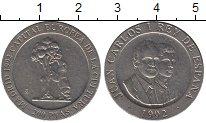 Изображение Монеты Испания 200 песет 1992 Медно-никель UNC