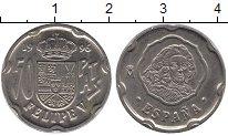 Изображение Монеты Испания 50 песет 1996 Медно-никель XF