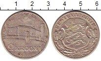 Изображение Монеты Эстония 2 кроны 1930 Серебро XF-