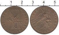 Изображение Монеты Франция 10 франков 1988 Бронза UNC-
