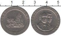 Изображение Монеты Испания 200 песет 1990 Медно-никель UNC