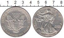 Изображение Монеты США 1 доллар 2005 Серебро UNC