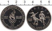 Изображение Монеты США 1/2 доллара 1996 Медно-никель Proof