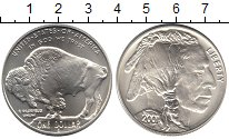 Изображение Монеты США 1 доллар 2001 Серебро UNC