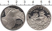 Изображение Монеты США 1/2 доллара 2008 Медно-никель Proof