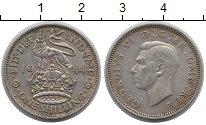 Изображение Монеты Великобритания 1 шиллинг 1944 Серебро XF