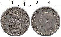 Изображение Монеты Великобритания 1 шиллинг 1941 Серебро XF