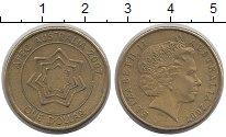 Изображение Монеты Австралия 1 доллар 2007 Латунь XF Встреча участников А