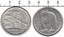 Изображение Монеты США 1/2 доллара 1936 Серебро XF+ Мост  Сан Франциско
