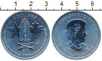 Изображение Мелочь Канада 2 доллара 2014 Серебро UNC Елизавета II