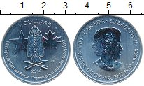 Изображение Мелочь Канада 2 доллара 2014 Серебро UNC