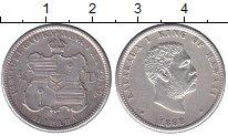 Изображение Монеты США Гавайские острова 1/4 доллара 1883 Серебро XF-