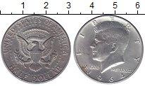 Изображение Монеты США 1/2 доллара 1964 Серебро XF
