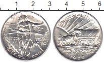 Изображение Монеты США 1/2 доллара 1926 Серебро UNC-
