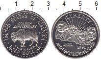 Изображение Монеты США 1/2 доллара 1991 Медно-никель Proof