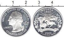 Изображение Монеты США 1/4 доллара 2006 Серебро Proof-