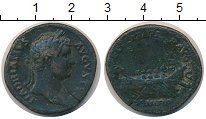 Изображение Монеты Древний Рим 1 асс 0 Бронза XF-