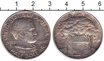 Изображение Монеты США 1/2 доллара 1922 Серебро XF
