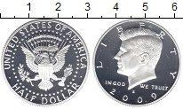 Изображение Монеты США 1/2 доллара 2009 Серебро Proof