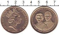 Изображение Монеты Великобритания Остров Мэн 5 фунтов 1997 Медно-никель XF