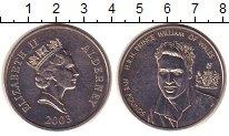 Изображение Монеты Олдерни 5 фунтов 2003 Медно-никель XF