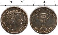 Изображение Монеты Австралия 1 доллар 2012 Латунь XF