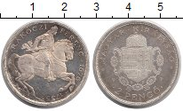 Изображение Монеты Венгрия 2 пенго 1935 Серебро Proof-