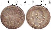 Изображение Монеты Австрия 1 флорин 1889 Серебро XF