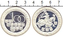 Изображение Монеты Австрия 100 шиллингов 1977 Серебро Proof