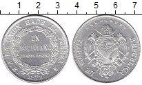 Изображение Монеты Боливия 1 боливиано 1872 Серебро XF