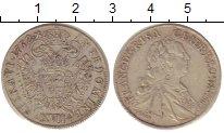 Изображение Монеты Австрия 17 крейцеров 1752 Серебро XF Франц I