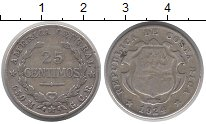 Изображение Монеты Коста-Рика Коста-Рика 1924 Серебро VF