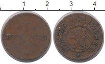 Изображение Монеты Гессен-Дармштадт 1 пфенниг 1790 Медь VF Людвиг IX