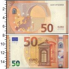 Изображение Банкноты Италия 50 евро 2017  UNC