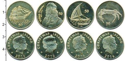 Изображение Наборы монет Австралия Австралия 2016 2016  UNC- В наборе 4 монеты но