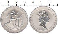 Изображение Монеты Австралия 10 долларов 1994 Серебро UNC