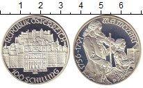 Изображение Монеты Австрия 100 шиллингов 1991 Серебро Proof