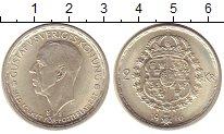 Изображение Монеты Швеция 2 кроны 1946 Серебро UNC-