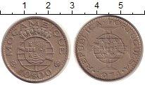 Изображение Монеты Мозамбик 10 эскудо 1974 Медно-никель XF Протекторат  Португа