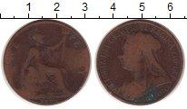Изображение Монеты Великобритания 1 пенни 1896 Медь VF