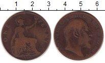 Изображение Монеты Великобритания 1 пенни 1903 Медь VF