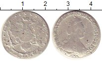 Изображение Монеты 1762 – 1796 Екатерина II 15 копеек 1784 Серебро VF СПБ