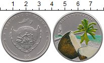 Изображение Монеты Палау 5 долларов 2009 Серебро UNC