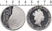 Изображение Монеты Великобритания Острова Питкэрн 2 доллара 2013 Серебро Proof-